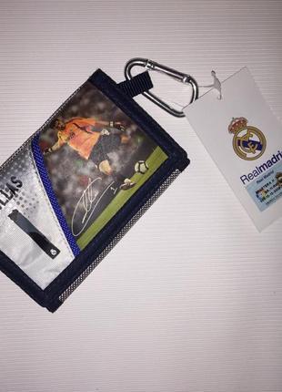 Детский кошелек ключница портмоне футбол