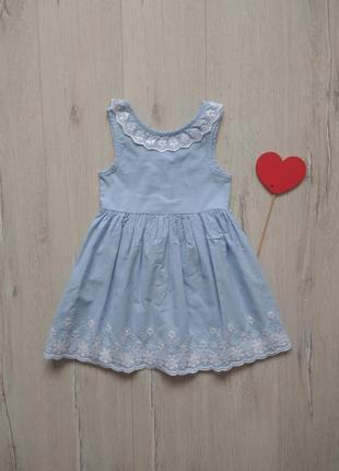 1,5-2 года, платье primark.