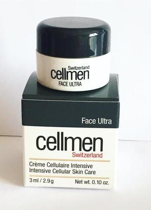 Cellmen crème cellulaire intensive skin care крем для лица