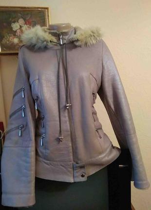 Кожаная куртка фирмы   ayka deri     (34)
