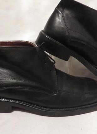 Ботинки кожа 41,5 размер