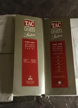 Постельное белье tac2