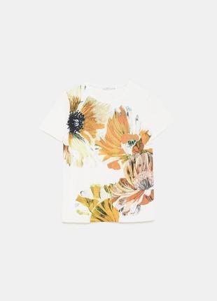 Женская футболка zara3