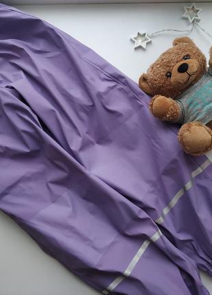 Грязепруфы, штаны на девочку 7-8 лет германия