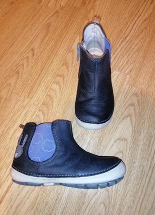 Ботинки полуботинки на девочку туфли демисезонные весна