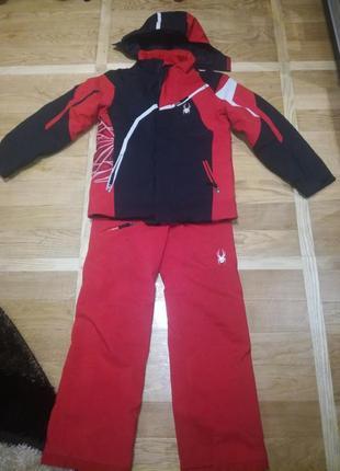 Лыжный костюм  spyder