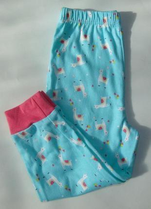 Пижама низ штаны 2-3 года 98 см primark англия