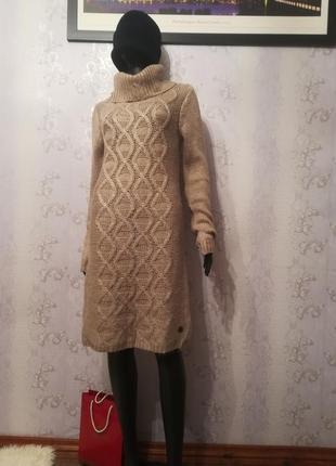"""Стильное платье """"dar"""" длина миди."""
