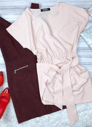Легкое стильное коасивое платье