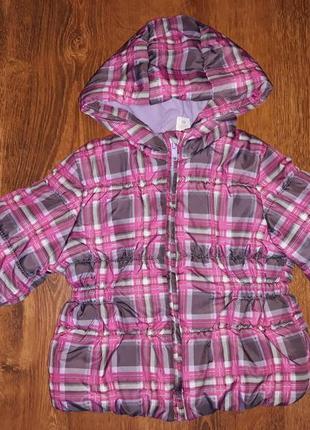Куртка деми baby club 86р.