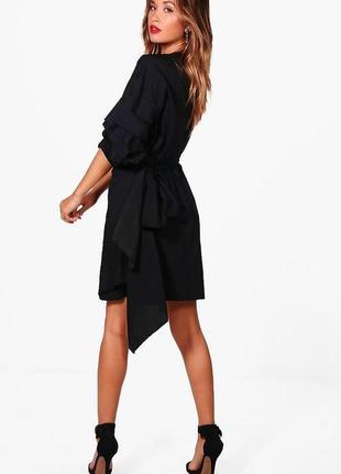 Нарядное коттоновое платье в стиле cos