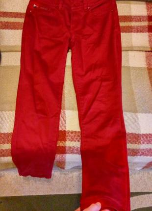 Джинсы штаны плотные новые esprit размер м