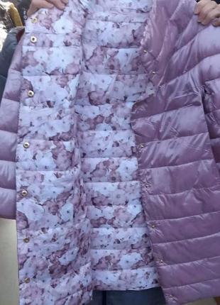 Двусторонняя куртка весна