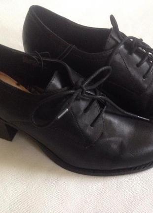 Туфли, оксфорды