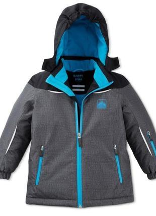 Лыжная термо куртка с мембраной 3000 от тсм чибо германия р. 146-1523 фото