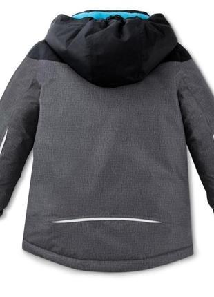 Лыжная термо куртка с мембраной 3000 от тсм чибо германия р. 146-1524 фото