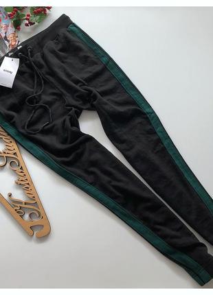 Новые спортивные штаны с лампасами sinsay pp xл