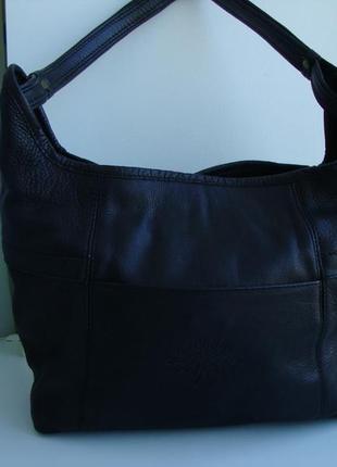 Люкс бренд!!! фірмова шкіряна сумка mulberry. оригінал!!!