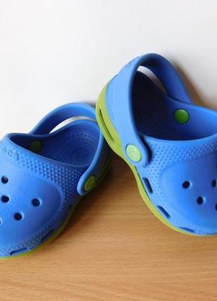 Кроксы crocs 20-21 размер