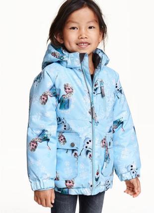 Куртка h&m frozen