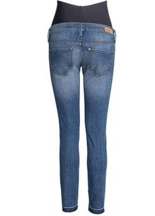 Стильные джинсы бойфренд для беременных