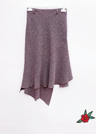 Красивая юбка в стиле бохо юбка миди