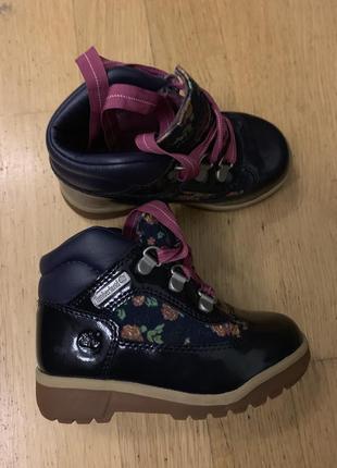Демисезонные ботиночки timberland