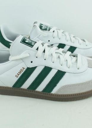 Оригинальные кроссовки adidas samba og b75680 размер 44.5 28.5 см