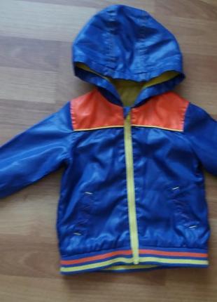 Легенька куртка витровка