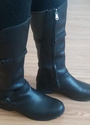 Чоботи,ботинзки,сапожки от teva,waterproof leather,100%кожа(38і 39)