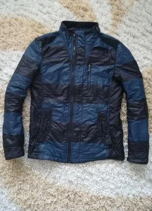 Демисезонная мужская куртка ветровка, весняна чоловіча куртка вітровка