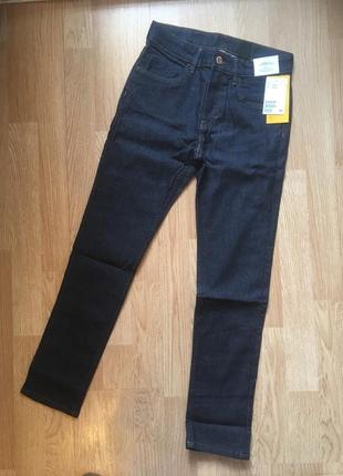 Фирменные джинсы , скины на подростка h&m,р. 10-11 лет, 140-146