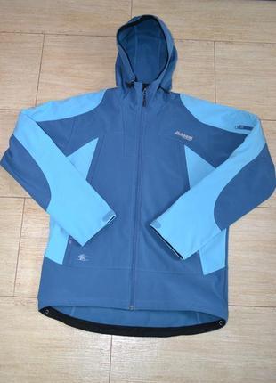 Bergans of norway куртка лыжная l. горнолыжная. soft shell