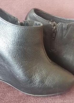Ботинки,черевики,от bianco,100%шкіра!!!