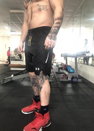 Мужские спортивные шорты для зала, плаванья, повседневной носки