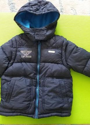 Куртка-безрукавка freestyle 3-4 года