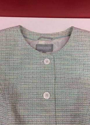 Пиджак, жакет немецкого бренда gray&osbourn (1233)3 фото