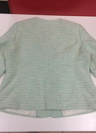 Пиджак, жакет немецкого бренда gray&osbourn (1233)4 фото
