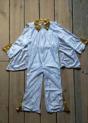 Карнавальный костюм элвис на рост 122-134 7-9 лет