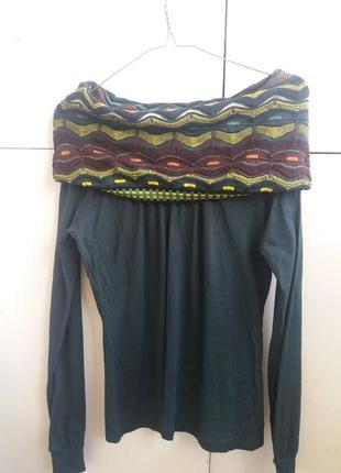 Шикарный свитер кофта missoni