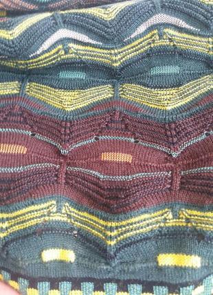 Шикарный свитер кофта missoni6 фото