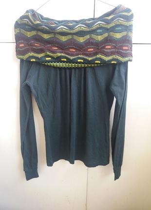 Шикарный свитер кофта missoni7 фото
