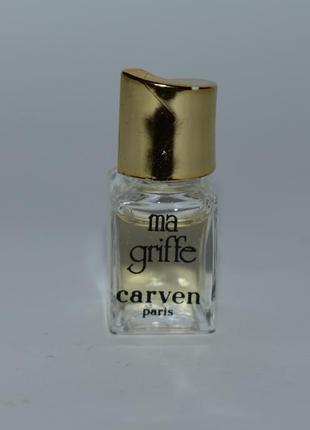 Carven ma griffe paris parfum 1 мл миниатюра из набора