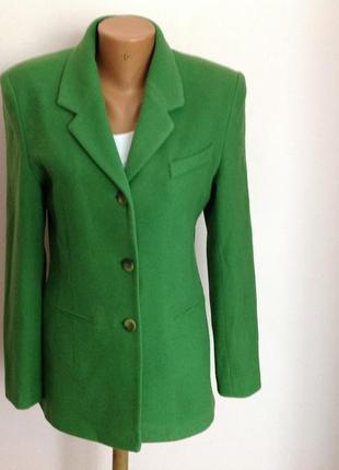 Бомбезный кашемировый тёплый пиджак. 36-38. brend didi+туника в подарок1 фото