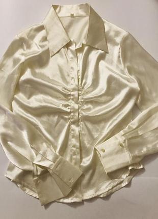 Жемчужная рубашка