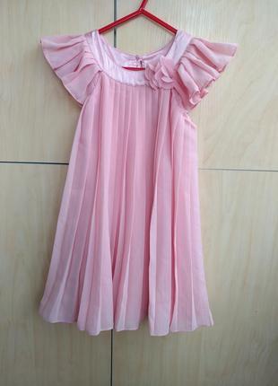 Нарядное платье matalan на 2 года