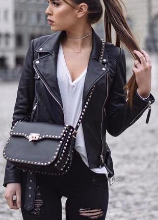 Стильна куртка-косуха