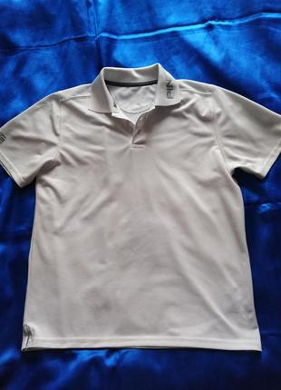 Красивейшая белоснежная футболка  ping
