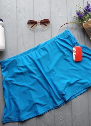 Спортивная юбка-шорты xl wilsons