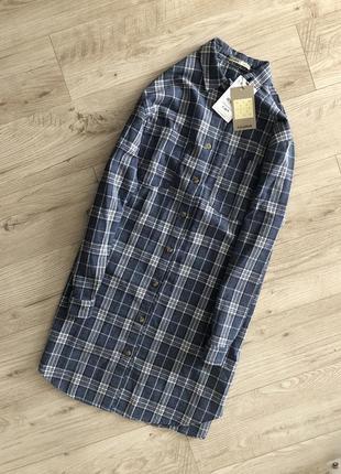 Плаття-сорочка pull&bear
